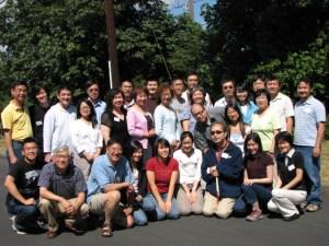 Rainbow Missions Volunteers