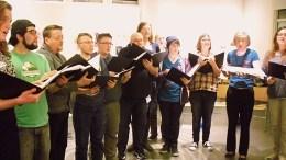 Butterfly Transgender Chorus