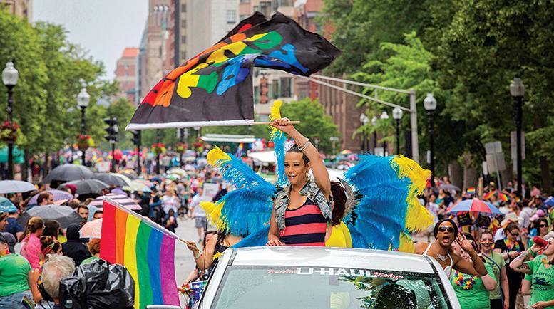 Pride Celebrations