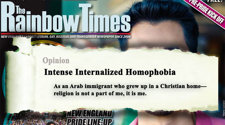 Intense Internalized Homophobia