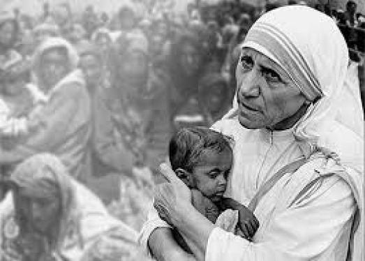 Mother Teresa Baby