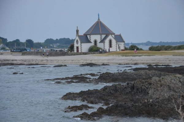 chapel beach chapelle plage bretagne brittany france