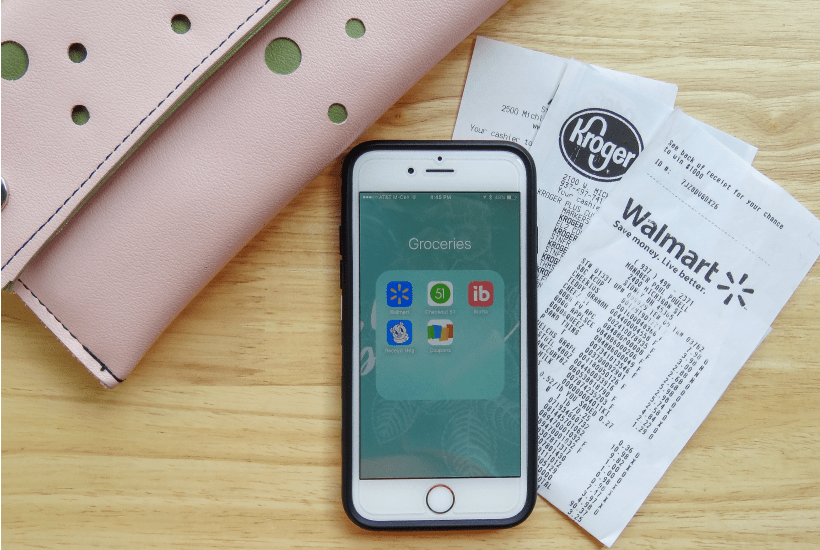 5 Grocery Shopping Apps that Save Money