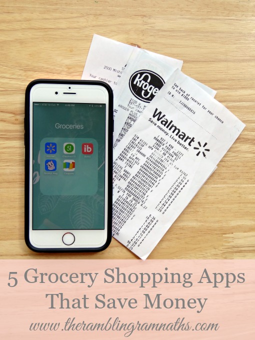 5 Apps That Will Save Money