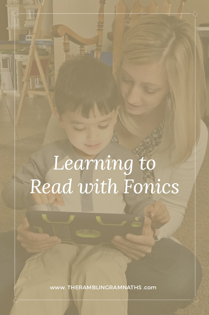 That moment your child tells you that they want to learn to read is so exciting. However, if you were like me, I was excited but had no clue where to start. The app, Read with Fonics is a great place to start! It teaches the phonetic sounds of all the different letters.