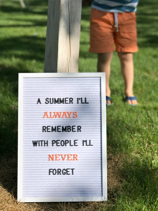 Making Unforgettable Memories with a Summer Bucket List