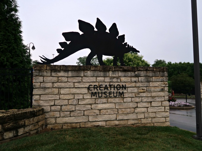 Experiencing The Creation Museum with Young Children
