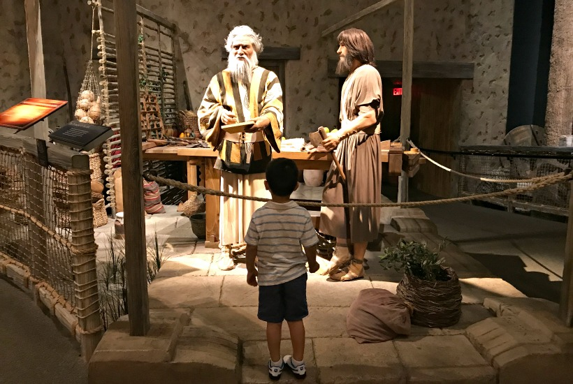 How to Experience the Creation Museum with Young Children
