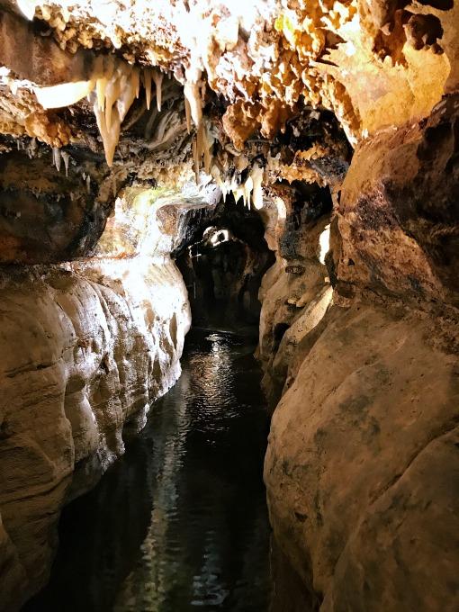 Underground Adventures at the Ohio Caverns