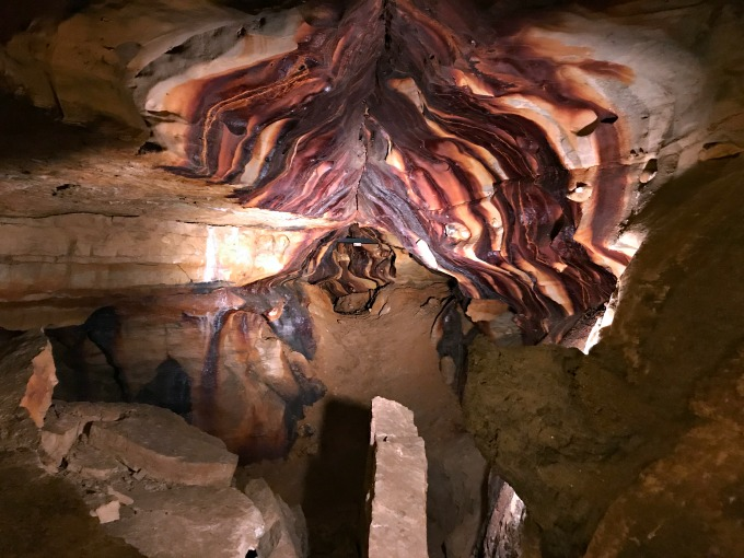 Underground Adventures at the Ohio Caverns