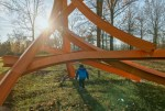 Family Friendly Art at Pyramid Hill Sculpture Park