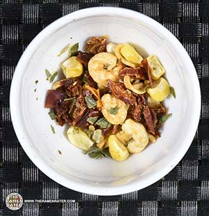 #2327: Nissin Cup Noodles Spicy Lime Shrimp Flavor Ramen Noodle Soup (New Recipe) - United States - The Ramen Rater - instant noodles