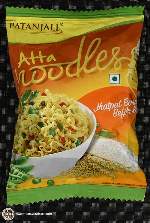 #2329: Patanjali Atta Noodles Jhatpat Banao Befikr Khao - India - The Ramen Rater - instant noodles