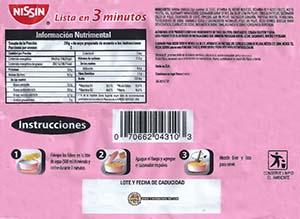 Meet The Manufacturer: #2342: Nissin Sopa Nissin Sabor A Camaron Sopa Instantanea Tipo Ramen
