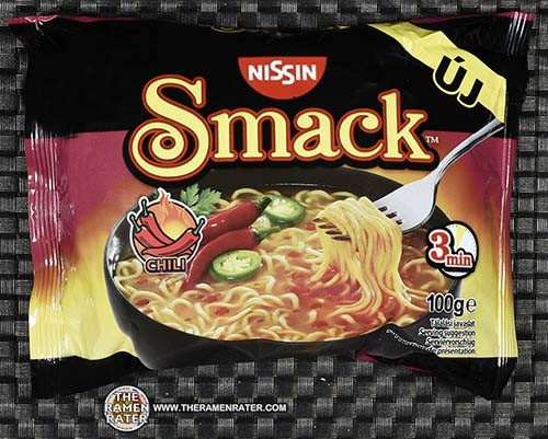 Meet The Manufacturer: #2492: Nissin Smack Chili - Germany - The Ramen Rater - instant noodles