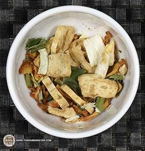 #2523: Nongshim Budae Jjigae Noodle Soup - South Korea - The Ramen Rater - 농심 보글보글 부대찌개 라면을 먹어봤습니다