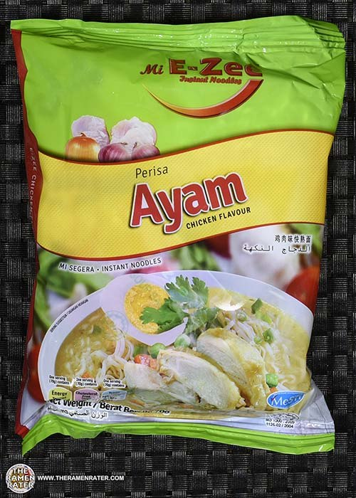#2479: Mi E-Zee Instant Noodles Perisa Ayam Chicken Flavour - Malaysia - The Ramen Rater - CarJEN