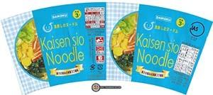 #2583: Daikoku Kaisen (Seafood) Shio Noodles - Japan - The Ramen Rater - rmane - instant noodles