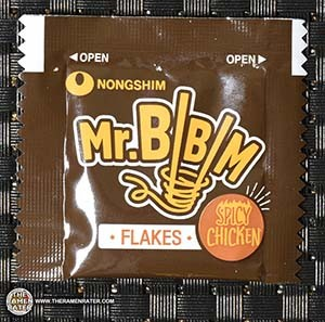 #2589: Nongshim Mr. Bibim Korean Spicy Chicken Flavour - South Korea - The Ramen Rater - instant noodles ramen noodle soup bibimbap