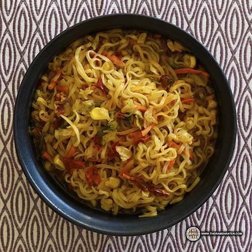 VV3: Nissin Cup Noodles Very Veggie Spicy Chicken Flavor Ramen Noodle Soup