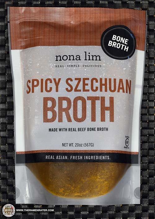 Meet The Manufacturer: Nona Lim Whole Wheat Ramen + Spicy Szechuan Broth