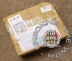Unboxing Time: Happy Noodle From Taiwan