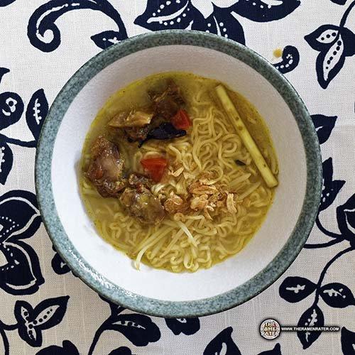 Meet The Manufacturer: #2663: Alhami Instant Noodle Soto Flavor