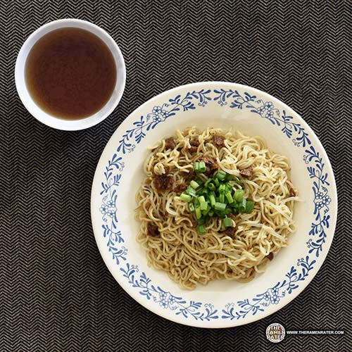 #2836: Shanjinshan Yibin Burning Noodle Green Onion Flavor