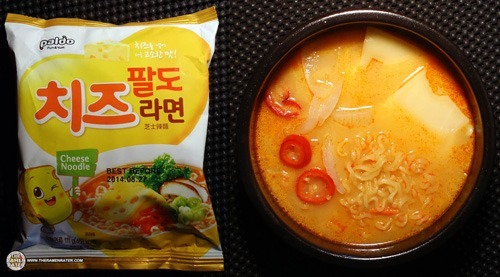 #9: Paldo Cheese Noodle
