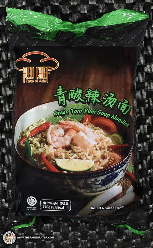Meet The Manufacturer: #2850: Red Chef Green Tom Yum Soup Noodles