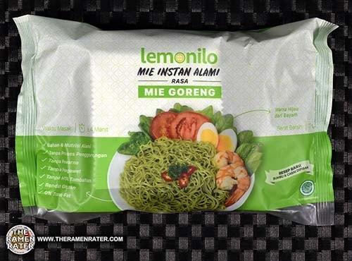 Meet The Manufacturer: #2943: Lemonilo Mie Instan Alami Rasa Mie Goreng