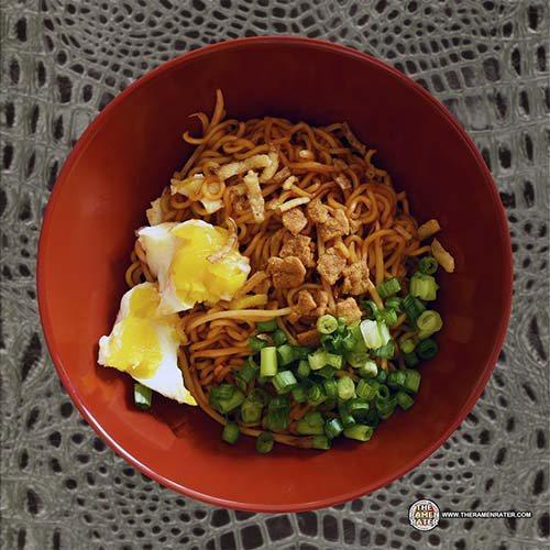 #3055: Mamee / Shinsegae Daebak Spicy Fried Chicken Dry Noodles - Malaysia