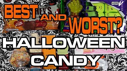 The Chocolate Break - The Halloween Episode!