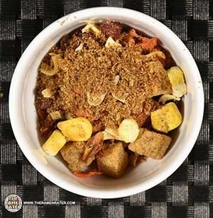 #3140: Nissin Cup Noodles Soup'D Up Zesty Chicken Flavor - United States