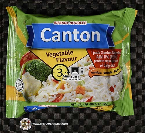 #3112: Canton Instant Noodles Vegetable Flavour - Bangladesh