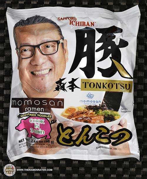 #3173: Sapporo Ichiban Momosan Ramen Tonkotsu - United States