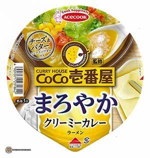 #3360: Acecook Coco Ichibanya Curry House Ramen - Japan
