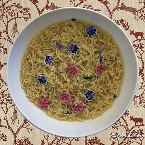 #3393: Nissin Anpanman Soy Sauce Flavor Cup Noodle - Japan