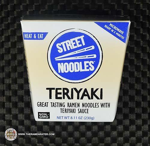 #3406: Street Noodles Teriyaki - United States