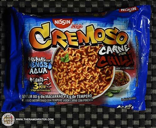 #33977: Nissin Myojo Cremoso Carne Com Chili - Brazil
