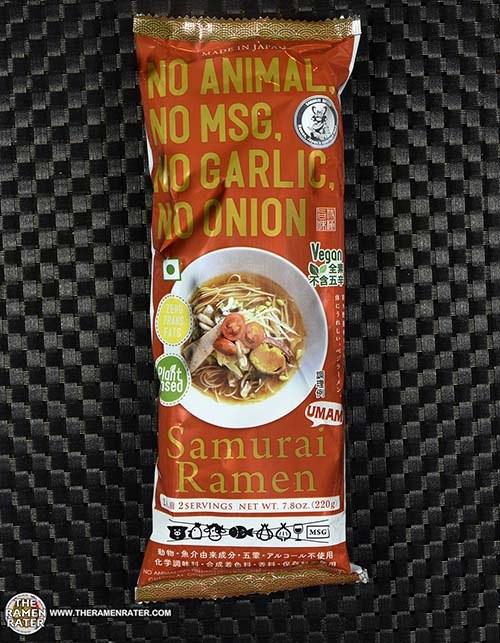 #3445: Samurai Ramen - Japan