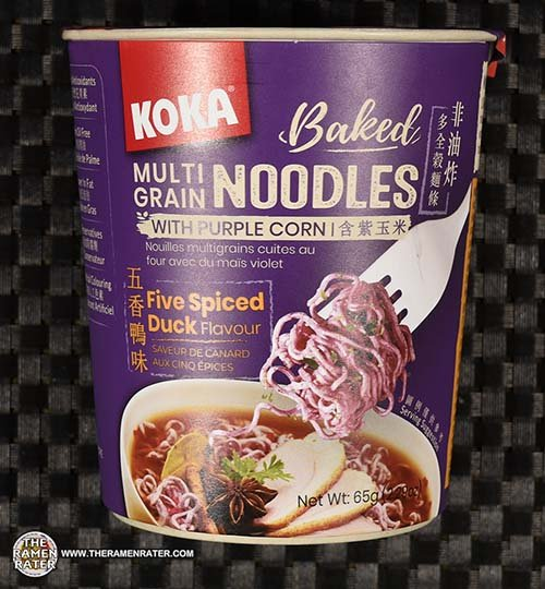 #3499: KOKA Baked Multi Grain Noodles Five Spiced Duck Flavour - Singapore