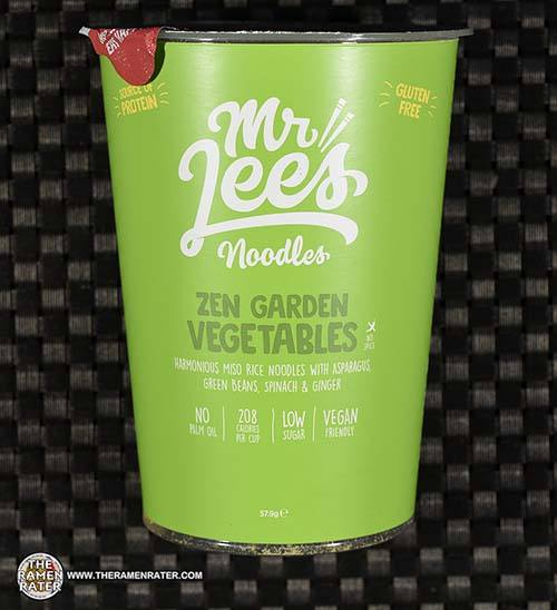#3506: Mr Lee's Noodles Zen Garden Vegetables - United Kingdom