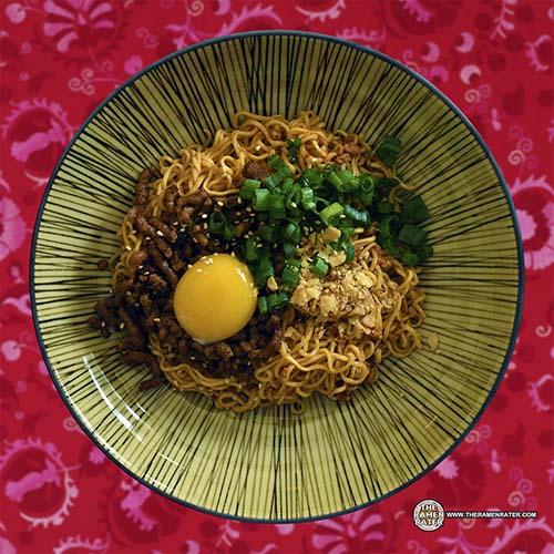 "#3496: Menraku Sichuan-Inspired Ramen ""Spicy Sesame"" - United States"