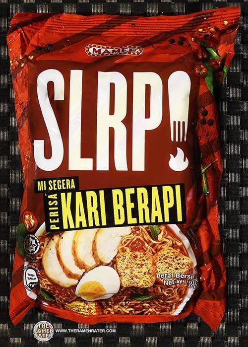 #3565: Mamee SLRP! Mi Segera Perisa Kari Berapi - Malaysia