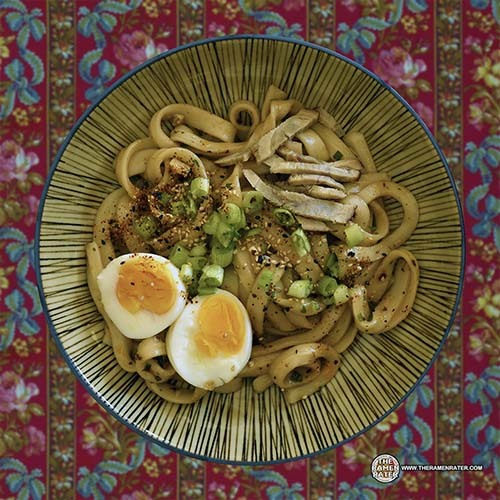 #3617: PLN Food Co. Ltd. Classic Dry Noodle - Taiwan