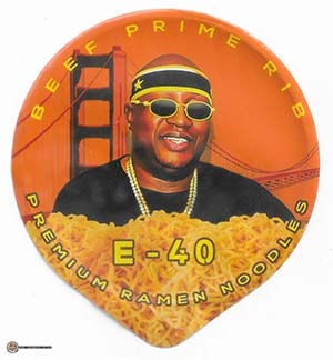 #3649: Rap Snacks Icon Ramen Noodles Beef Prime Rib Flavor - United States