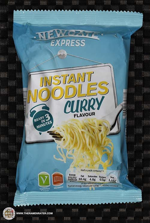 #3745: Newgate Express Instant Noodles Curry Flavour - Ireland