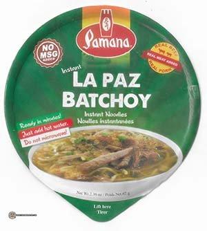 #3733: Pamana Instant La Paz Batchoy - United States