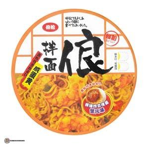 #3719: Liangshi Nara Japanese Noodles (Salted Egg Crab Flavor) - China